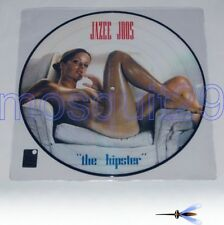JAZEE JOOS THE HIPSTER RARE LP PICTURE DISC - SEXY COVER JAZZ