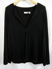 CHICO'S TRAVELERS Womens SWING shirt JACKET Sz 3