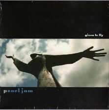 "PEARL JAM -GIVEN TO FLY B/W ""PILATE"" & ""LEATHERMAN 45  VINILE    NUOVO SIGILLATO"