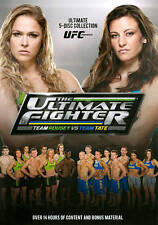 UFC: The Ultimate Fighter: Team Rousey vs. Team Tate (DVD, 5-Disc Collection)