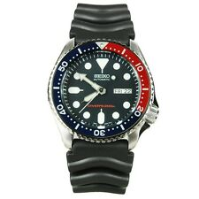 SEIKO MENS AUTOMATIC DIVER'S BAND WATCH 200M SKX009 SKX009K