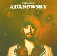 Amador * by Adanowsky (CD, Nov-2011, Everloving)
