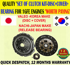 FOR LEXUS IS200 2.0 TOYOTA ALTEZZA 2.0 1GFE 98-05 CLUTCH DISC COVER BEARING KIT