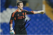 LIVERPOOL HAND SIGNED TYRELL BELFORD 6X4 PHOTO 2.