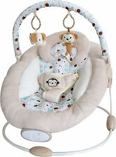 Bebe Style ComfiPlus Baby Wiege- Wippe Musical Vibration Stuhl Sitz Rocker