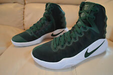 New Womens Nike Hyperdunk 2016 Tb Basketball Shoes 844391-331 Sz 10 Gorge Green
