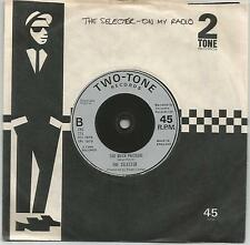 THE SELECTER - On my radio / Too much pressure - 7'' - 45rpm