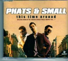 (DM894) Phats & Small, This Time Around - 2001 CD