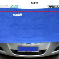 1pc 160cm*60cm wash scour Microfiber cloth Super long large Car cleaning towel