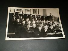 social history london padington  school photograph 6.6x4.4'inch 2