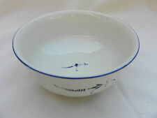 Villeroy & and Boch VIEUX LUXEMBOURG CEREAL DESSERT BOWL 12.7 x 5.7cm Excellent.