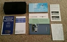 2009 Chrysler 300 User Guide Owner's Manual with case OEM 1A