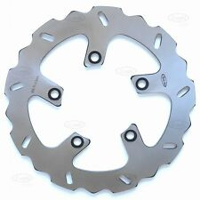 B5_ Brake Disc Rotor arashi Rear kawasaki ZRX1200 ZR1200 ZRX1100 ZR1100 Wave New