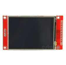 "New 240x320 SPI TFT LCD Touch Panel Serial Port Module 2.8"" +PCB ILI9341 5V/3.3V"