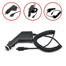 MICRO USB BLACK IN CAR CHARGER FOR SAMSUNG GALAXY NOTE I9220 N7000