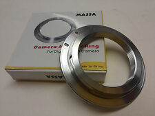 M42 Mount Adapter Ring to all Canon Eos Camera