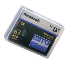 1 Panasonic Pro Mini DV Tape fr XH G1S HDV HD camcorder