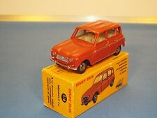 DINKY Toys (francese) N0 518 RENAULT 4L auto vnmb