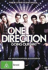 One Direction - Going Our Way - Unauthorised Biography (DVD, 2013)