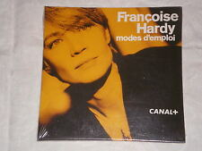 françoise hardy modes d emploi cd promo canal + (serge gainsbourg)comment tedire