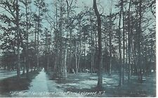 """Early 1900's """"Idle Hours"""" Facing Laurel in the Pines in Lakewood, New Jersey PC"""