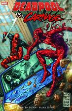 DEADPOOL VS. CARNAGE deutsch (#1-4+Superior Annual)  CULLEN BUNN (Sechste Waffe)