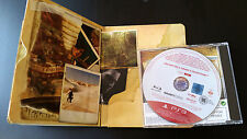 Uncharted 3 Press Kit / Promo Limited Collectors Rare