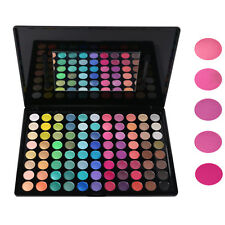 88 Colors Eye Shadow Makeup Cosmetic Salon Shimmer Matte Eyeshadow Palette Set*1