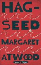 Hag-Seed (Hogarth Shakespeare) Atwood, Margaret Books-Good Condition