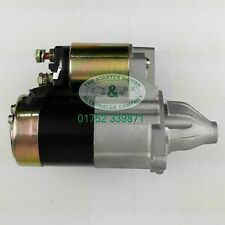 KUBOTA STARTER MOTOR REPLACING 16824-63010 16824-63011