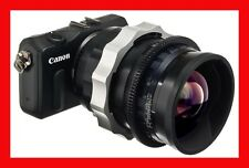 @ PRO Adapter CANON EF-M Mount M2 M3 -  BNCR Mitchell Lens Angenieux K35 Cooke @