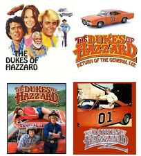 Dukes of Hazzard # 20 - 8 x 10 - T Shirt Iron On Transfer - 4 on one page