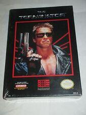 Terminator (Nintendo NES, 1992) NEW Factory Sealed