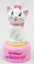 Disney Aristocats Marie Mascot Mini Figure Touch Light Toy Box