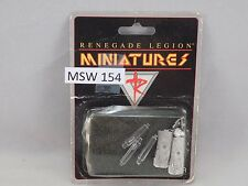 Renegade Legion Miniatures 3 WOLVERINE Renegade Light Tanks NIB (MSW 154)