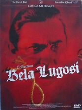 DVD The DEVIL BAT / INVISIBLE GHOST - BELA LUGOSI - 2 Longs Métrages - Neuf