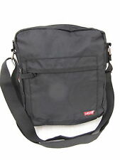NEW LEVIS BLACK CROSS BODY BAG - MEDIUM SIZE