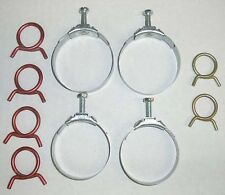 NEW 1968 Chevy Camaro Radiator & Heater Hose Clamp Set (Big Block)