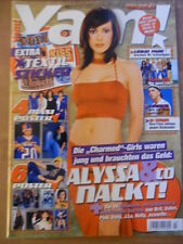 YAM! 3 - 8.1.2003 - Charmed Eminem Orlando Bloom in XL Daniel Lopes S.Hannawald