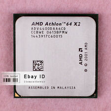 ADA4400DAA6CD AMD Athlon 64 X2 4400+ CPU 2.2GHz Socket 939 1000MHz