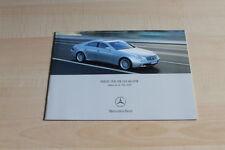 132847) Mercedes CLS - Preise & Extras - Prospekt 05/2005