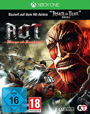 Xbox One a.o.t - Wings of Freedom (based on Attack on Titan) nueva Xbox One-Recepcionista