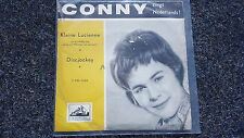 Conny Froboess - Kleine Lucienne 7'' Single SUNG IN DUTCH