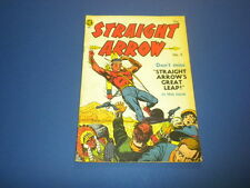STRAIGHT ARROW #5 ME 1950 western