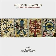 The Low Highway [Digipak] by Steve Earle & the Dukes (& Duchesses)/Steve...