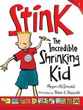 Stink: The Incredible Shrinking Kid by McDonald, Megan, Good Book