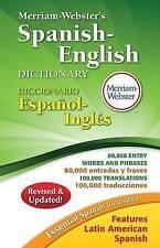 Merriam-Webster 's Español Inglés Diccionario por Merriam-Webster (tapa Dura, 2016)