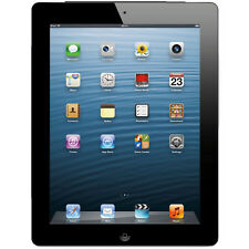 "Apple iPad 4 9.7"" with Retina Display Wi-Fi 32GB Tablet - Black (4th Generation)"