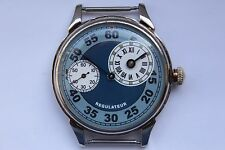 Vintage USSR Watch 3602 REGULATEUR 18 Jewels Wristwatch Soviet Antique Luxury