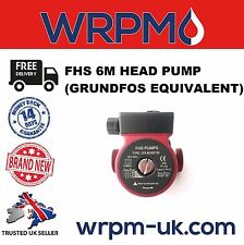 FHS PUMP CENTRAL HEATING CIRCULATOR PUMP DOMESTIC - REPLACES GRUNDFOS-MYSON-WILO